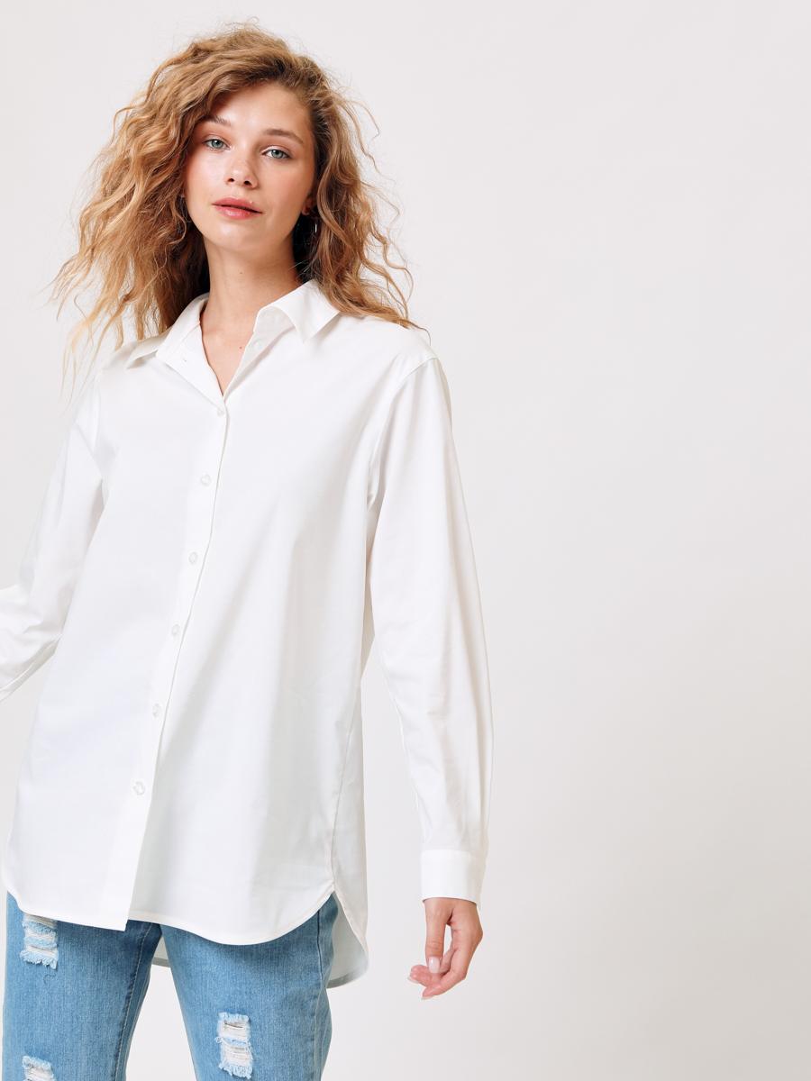 Блузка прямая