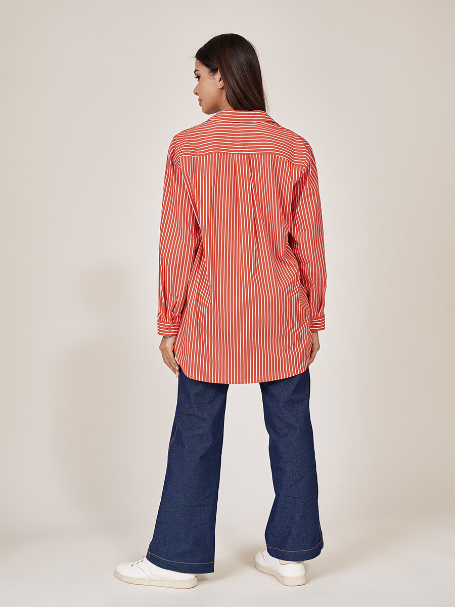 Блуза-рубашка